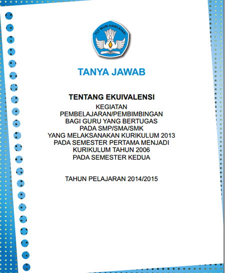 Download Buku Tanya Jawab Ekuivalensi
