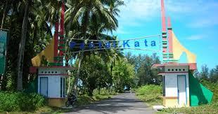 Siap saingi Pantai Kuta Bali, Pantai Kata Pariaman Makin Dilirik Pengunjung