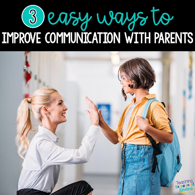 teachers learn how to improve your communication with families to build positive, lasting relationships