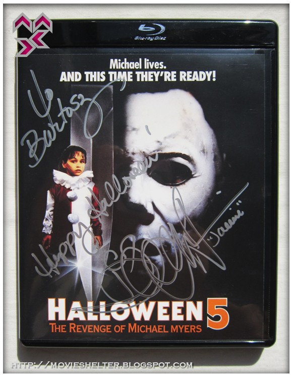 Halloween 5 Blu Ray.Movie Shelter Destination Point For Movies Halloween The Complete