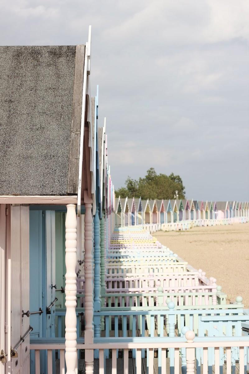 Mersea Island Beach Huts, Essex | www.itscohen.co.uk