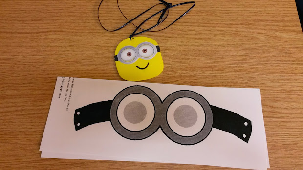 photograph relating to Minion Goggle Printable named 20+ Minions Goggles Print Pics and Plans upon Weric