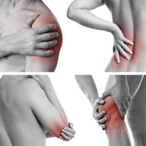 les douleurs musculaires