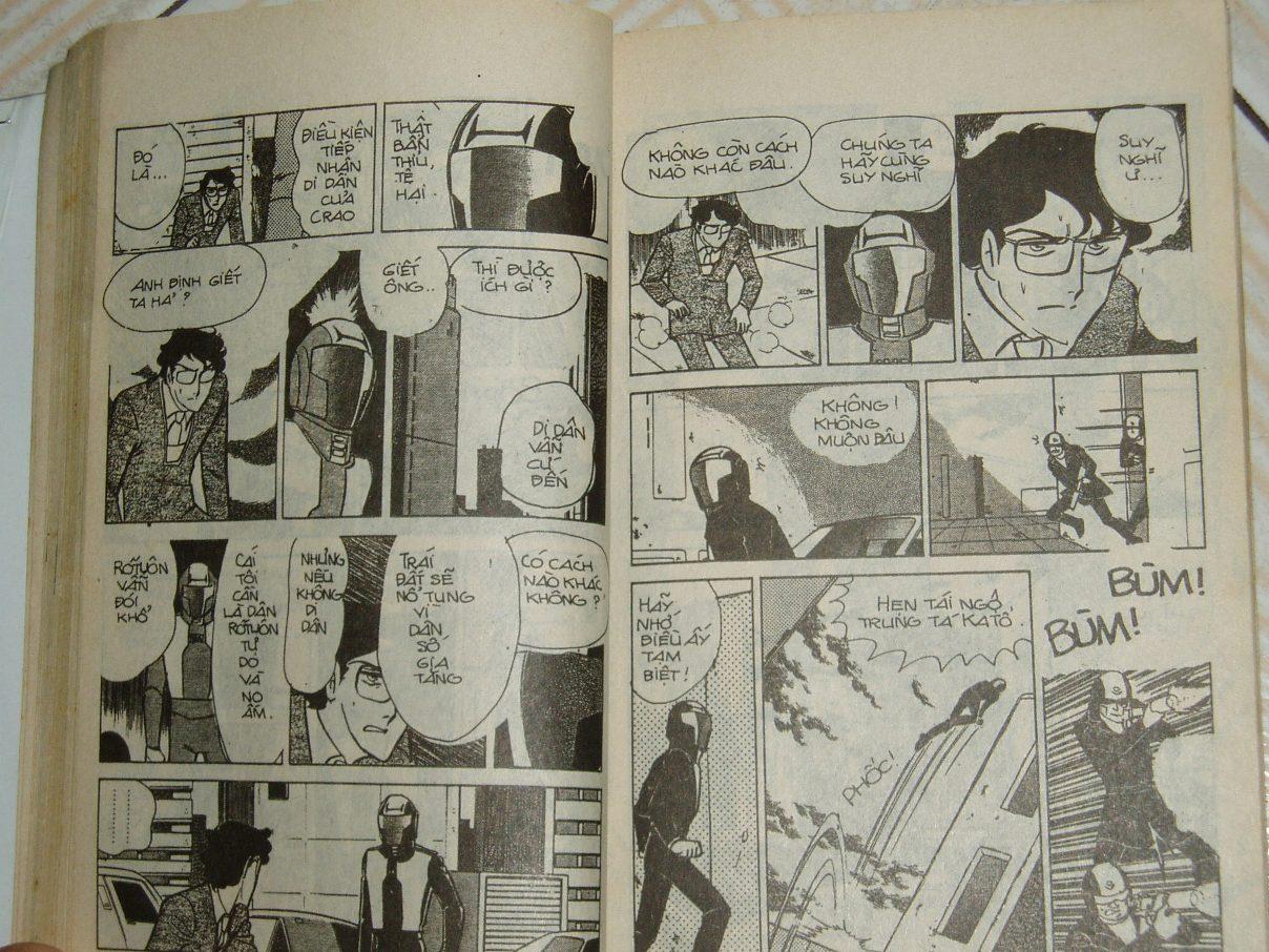 Siêu nhân Locke vol 03 trang 30