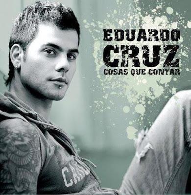 Foto de Eduardo Cruz en portada de disco