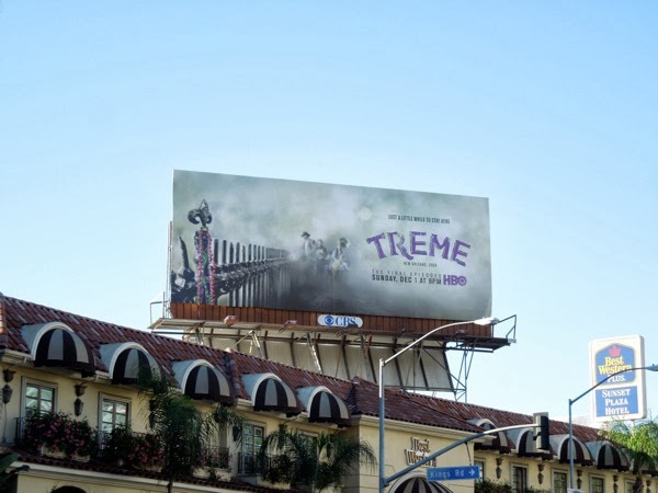 Treme season 4 billboard