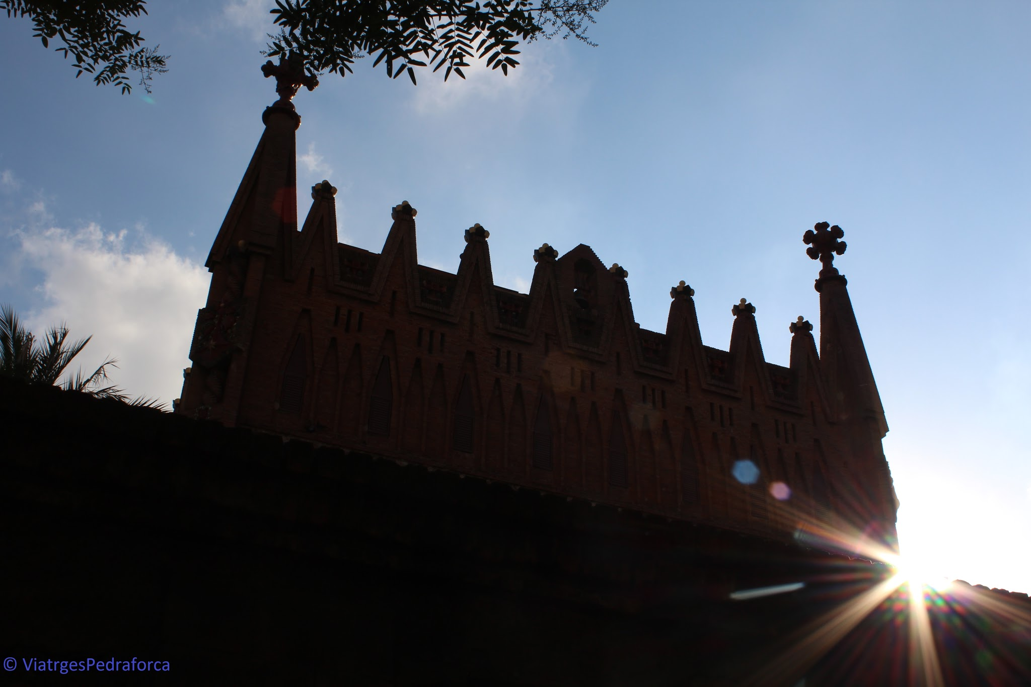 Ruta del modernisme, Barcelona