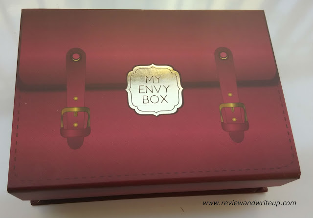 My Envy Box April Month Box Review