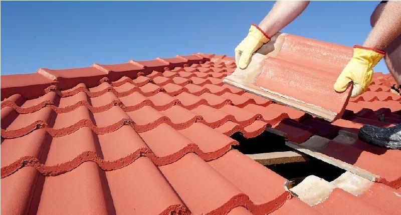 controllare lo stato del tetto