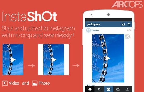 INSHOT VIDEO EDITOR NO CROP v1.47.173 Mod APK [Latest]