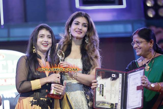 DiptiRekha Padhi award