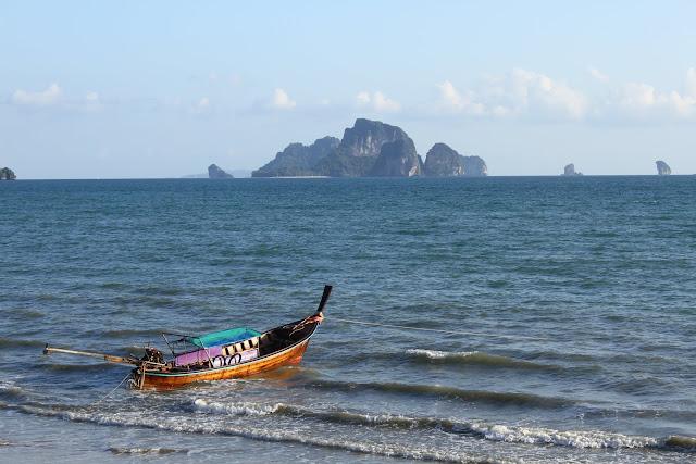 Visitar a COSTA DE KRABI e explorar a costa maravilhosa tailandesa | Tailândia