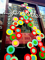 NYC sprinkles tourist guide upper east side eat food