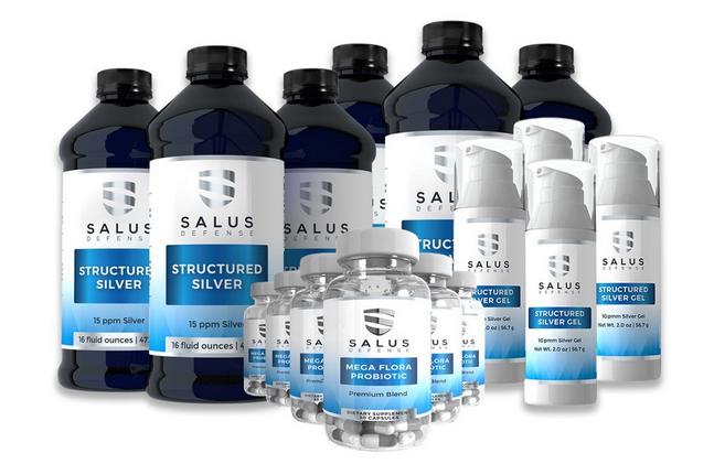 Salus Silver