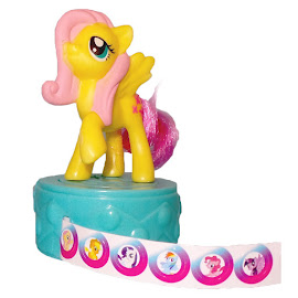 My Little Pony Happy Meal Toy Fluttershy Figure by McDonald
