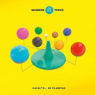 Salvador Tóxico Catálogo de planetas