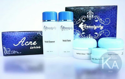 Paket Acne Cream Beautysky
