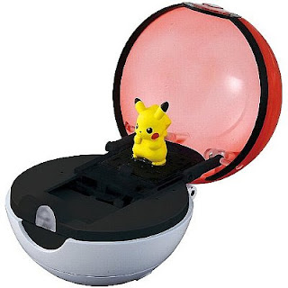 Pikachu alternative pose Takara Tomy MONCOLLE GET