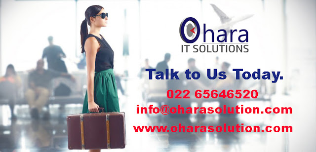 travel portal solution by ohara it solutions