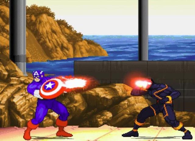تحميل لعبة avengers vs x-men للكمبيوتر من ميديا فاير