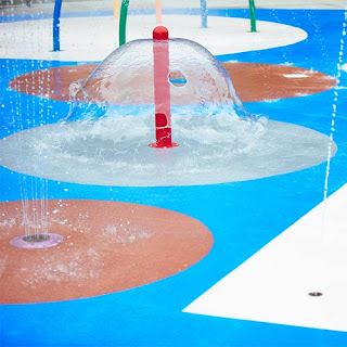 Greatmats splash pad waterproof outdoor floors