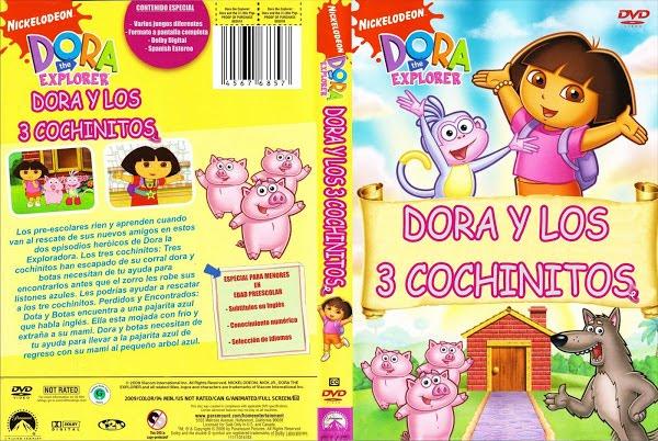 Dora La Exploradora Super Espia