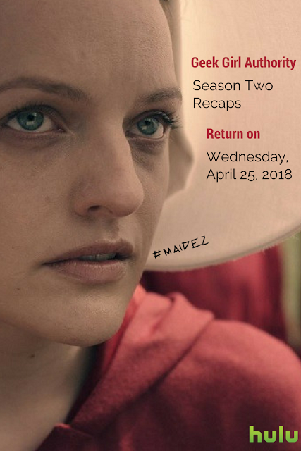 The Handmaid's Tale recaps - by Kim Bowman