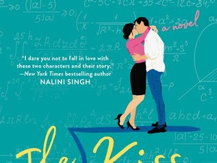 Michael Phan Is Mine: The Kiss Quotient by Helen Hoang
