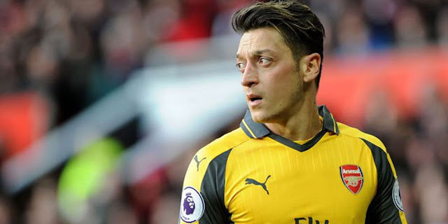 SBOBETASIA - Ozil: Arsenal Masih Kandidat Juara Premier League Musim Ini