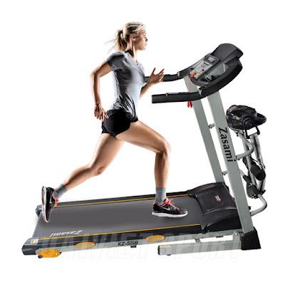 Sử dụng máy chạy bộ đúng cách giúp nâng cao thể lực hiệu quả