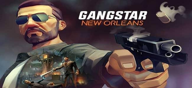 Free Download Gangstar New Orleans OpenWorld 1.5.4b Apk + Mod + Data Gratis for android