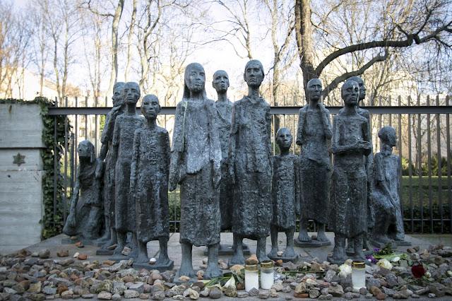 Monumento ebrei-Berlino