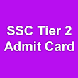 SSC CGL Tier 2 Hall Ticket for 25 26 Oct 2015 Region Wise
