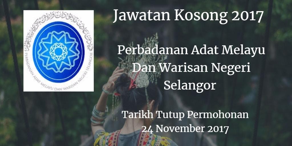 Jawatan Kosong PADAT 24 November 2017