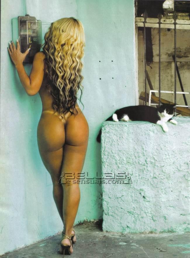 Valesca Popozuda nua, pelada na Playboy 17