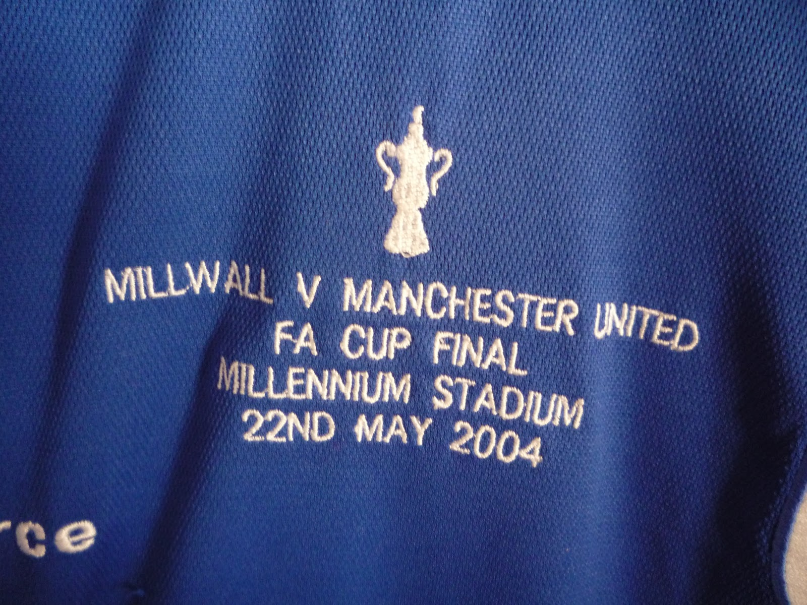 d423e17ea The sad thing is that Millwall lost 3-0 to Man Utd