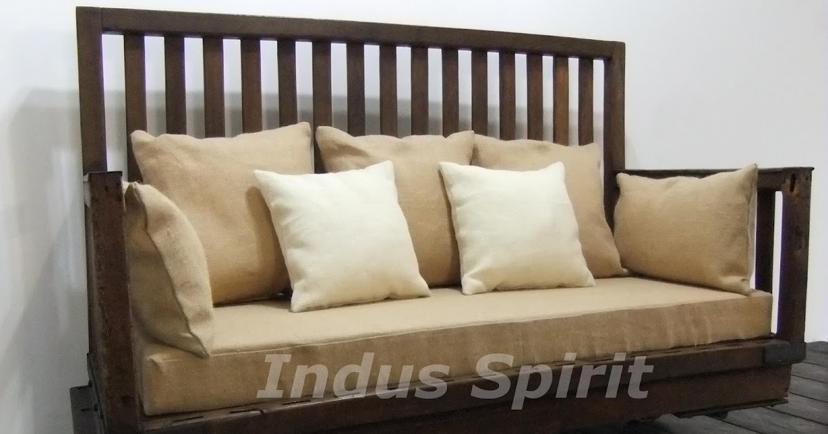 canap style industriel. Black Bedroom Furniture Sets. Home Design Ideas