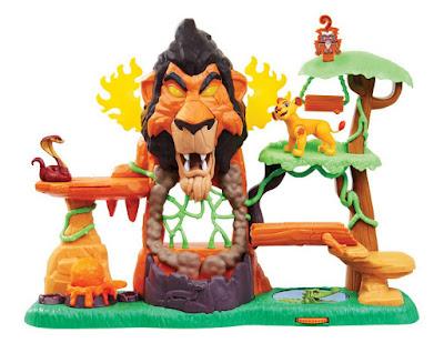 LA GUARDIA DEL LEÓN - El Resurgir de Scar : Playset | Simba 2017 | Serie Televisión Disney Junior | COMPRAR JUGUETE - TOYS - JOGUINES contenido juguete