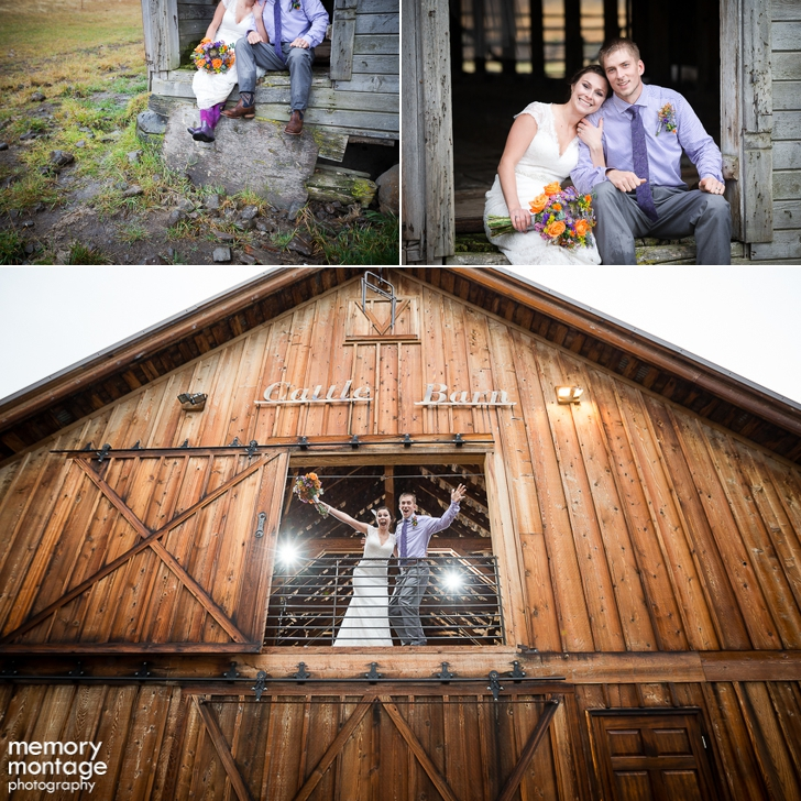 Shay Ashby Camdon Ashby wedding Cattle Barn Ranch in Swauk Creek Cle Elum WA