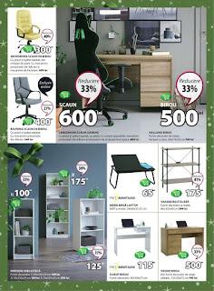 catalog jysk oferte de craciun 2018 mobilier birou