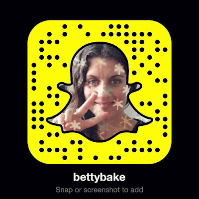 betty bake, snapchat, south african, bake, healthy, food, snap chatter, love, snap code, fun, cook, food, video, music, cape town, ghost codes, family, gluten free, dairy free, plant based,