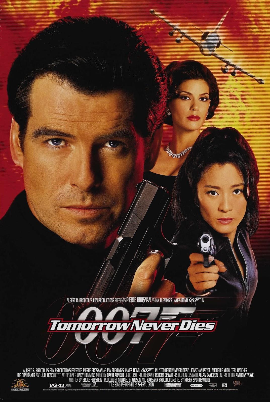 The Signal Watch Bond Watch Tomorrow Never Dies 1997