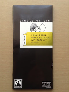 waitrose 1 indian ocean dark chocolate with coconut