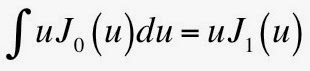 An integral relationship among Bessel functions.