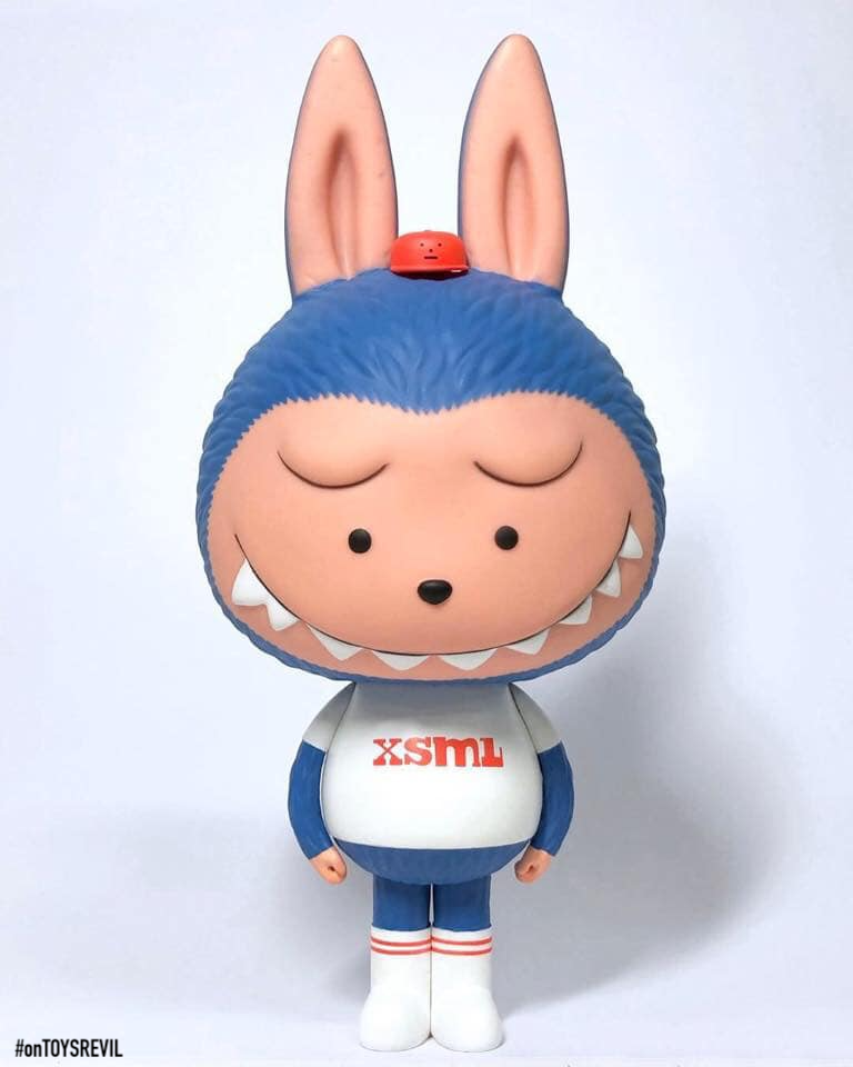 XSML by Sticky Monster Lab x Kasing Lung to debut at Taipei Toy Festival  2018 289bb5260