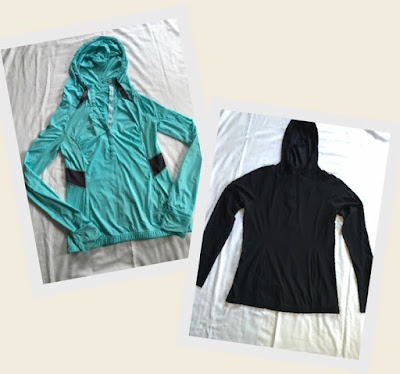 lululemon sun blocker pullover water bound hoodie review