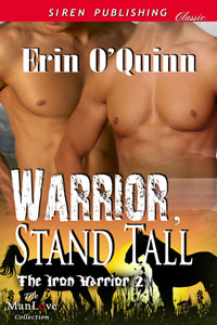 Warrior, Stand Tall by Erin O'Quinn