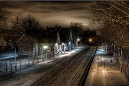 Cerita Horor : Penunggu Stasiun