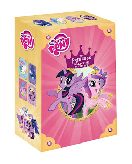 MLP Princess Collection Books Boxed Set