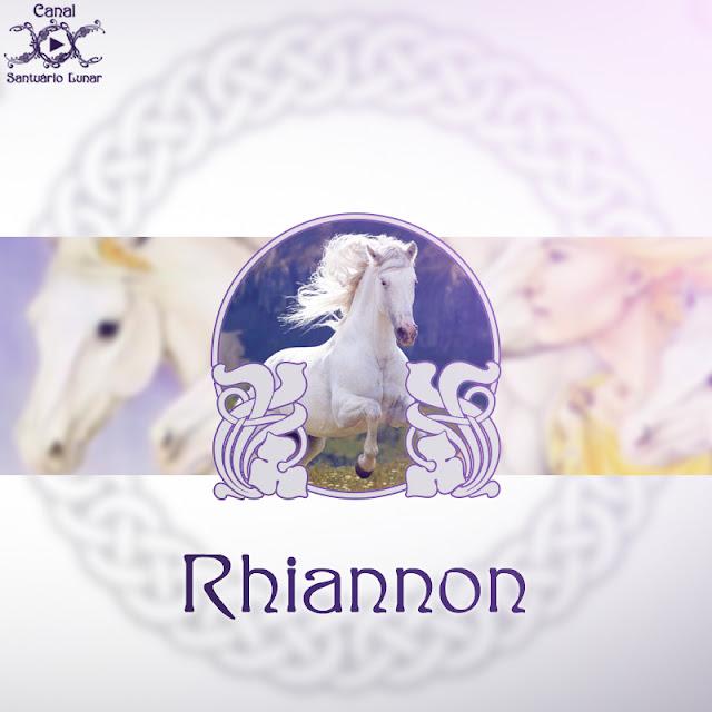 Rhiannon - Deusa dos cavalos e do Outro Mundo | Wicca, Magia, Bruxaria, Paganismo